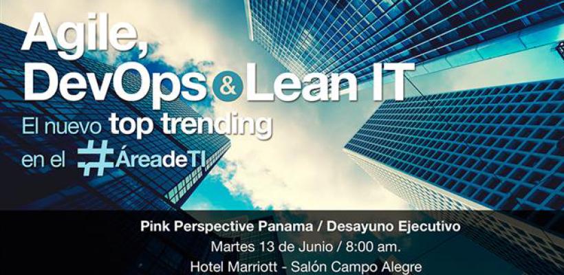 Invitación: Pink Perspective Panama